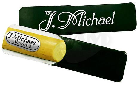 10 штук J.MICHAEL R-AL2.0 BOX Alto Sax #2.0 - 10 Box Набор тростей для альт саксофона, фото 2