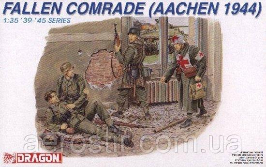 FALLEN COMRADE (AACHEN 1944) 1/35 Dragon 6119