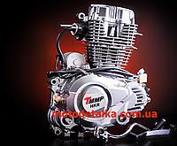 Двигатель MINSK-SONIK CG 250 cc с балансирным валом.