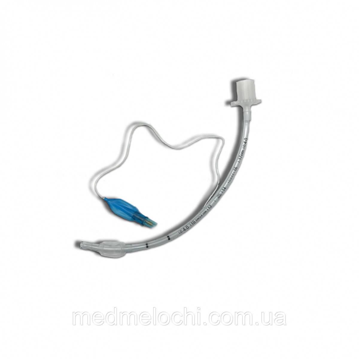 Трубка ендотрахеальна MEDICARE (з манжетою) розмір 4,0
