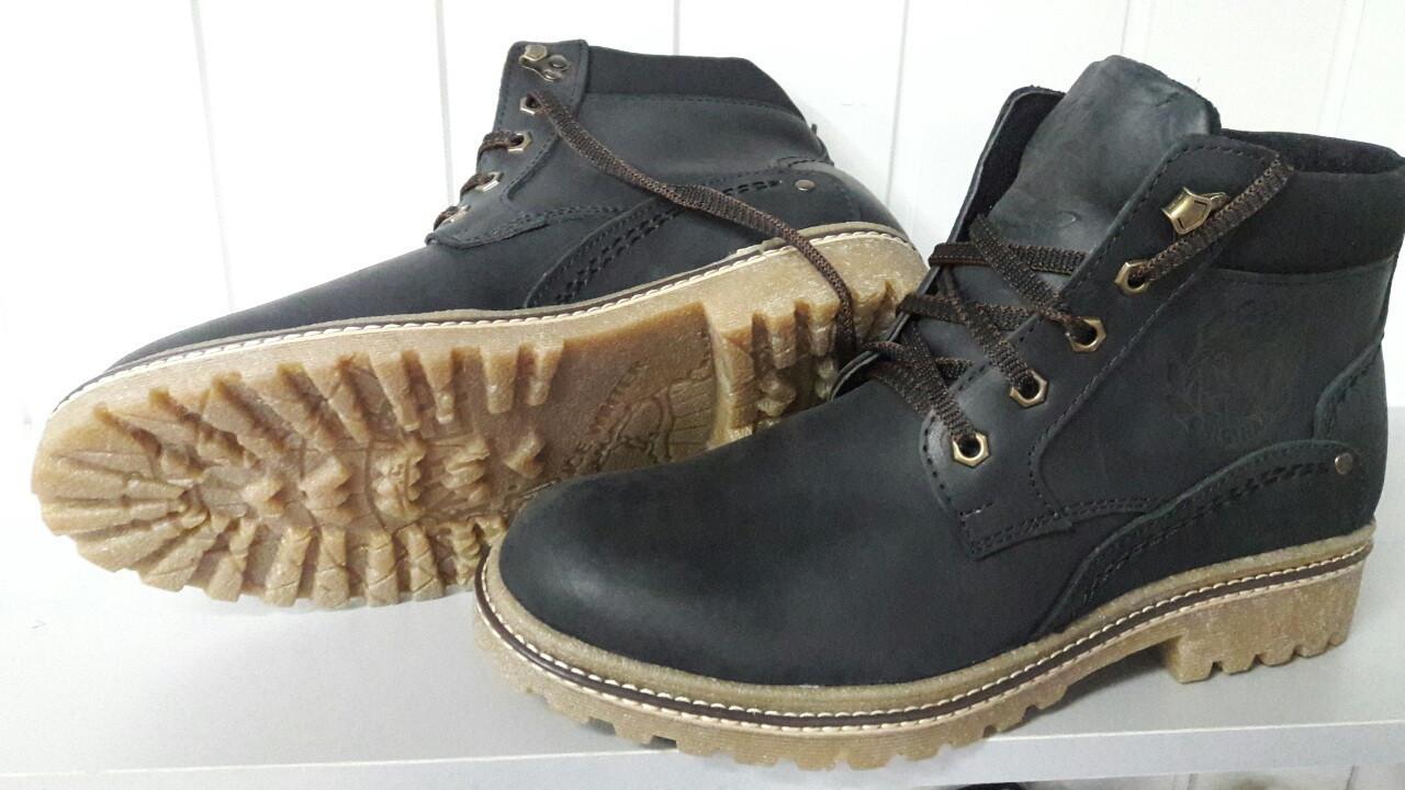 bdf0610b6 Мужские зимние кожаные ботинки СТ. Украина - Интернет-магазин