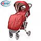 Детская коляска прогулочная 4baby Smart Red, фото 2