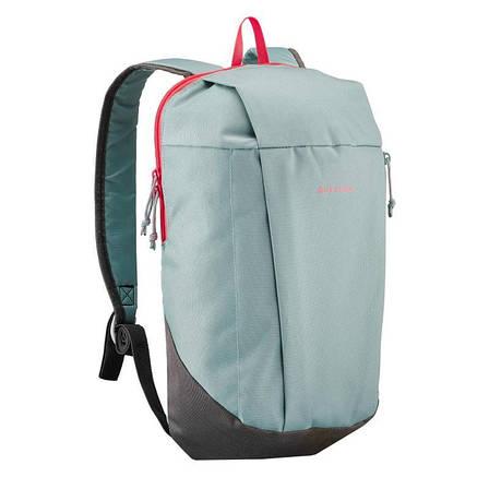 Рюкзак Quechua 10L Мятно-серый, фото 2