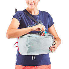 Рюкзак Quechua 10L Мятно-серый, фото 3