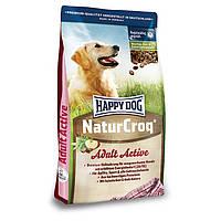 Happy Dog (Хэппи Дог) NATUR CROQ ACTIVE (НАТУР КРОК АКТИВ) корм для активных собак 4 кг