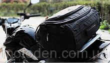 Сумка на заднє сидіння, багажник мотоцикла AMU B05 (540Х280Х360)