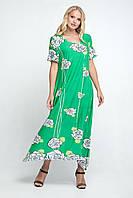 Плаття великого розміру Романтика 52-62, красиве, фото 1