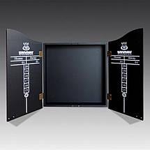 Дартс набор Winmau Англия (мишень+кабинет+дротики), фото 3