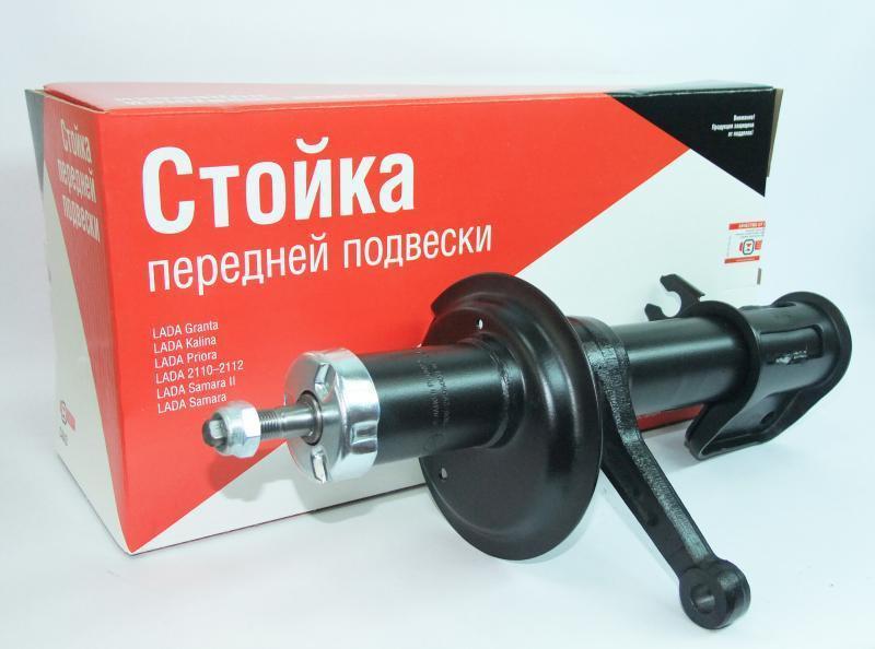 Стойка передней подвески ВАЗ 2108-099, 2113 - 2115  (ОАТ) амортизатор СААЗ