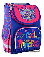 """Рюкзак школьный, каркасный PG-11 """"Cool Princess"""""""