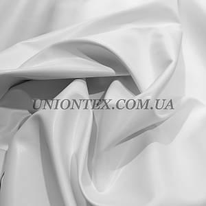 Ткань искусственная стрейч кожа белая