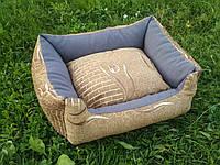 Лежак для кошек и собак  (60х50 см.)