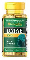 Харчова добавка Puritan's Pride DMAE 100 mg 100 caps