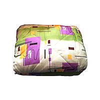 Одеяло полушерсть евро размер 200/220, ткань поликоттон