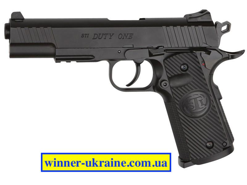 Пневматичний пістолет ASG STI Duty One