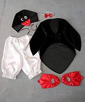Детский карнавальный костюм Bonita Пингвин 105 - 120 см Разноцветный