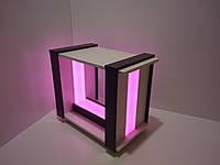 Столик журнальный с LED подсветкой ЖС-1