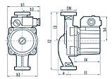 Циркуляционный насос Sprut LRS 25-4S-180 122148, фото 4