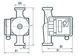 Циркуляционный насос Насосы+Оборудование BPS 25-4S-130 122007, фото 4