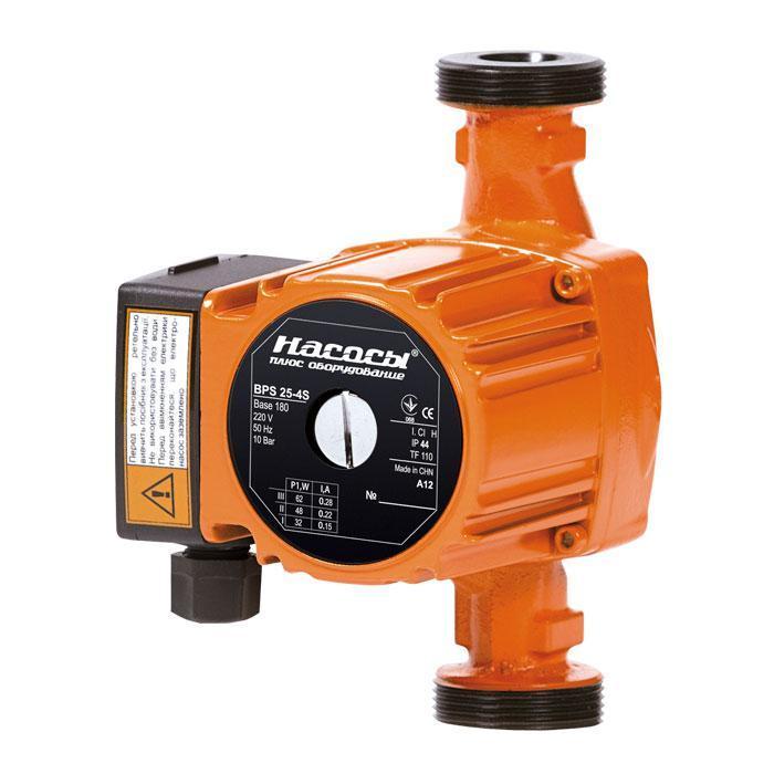 Циркуляционный насос Насосы+Оборудование BPS 25-4S-180 122008