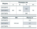 Дренажный насос Насосы+Оборудование DSP 750PD 132007, фото 5