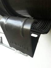 Защёлка желоба водосточной системы Ruukki 125 mm .