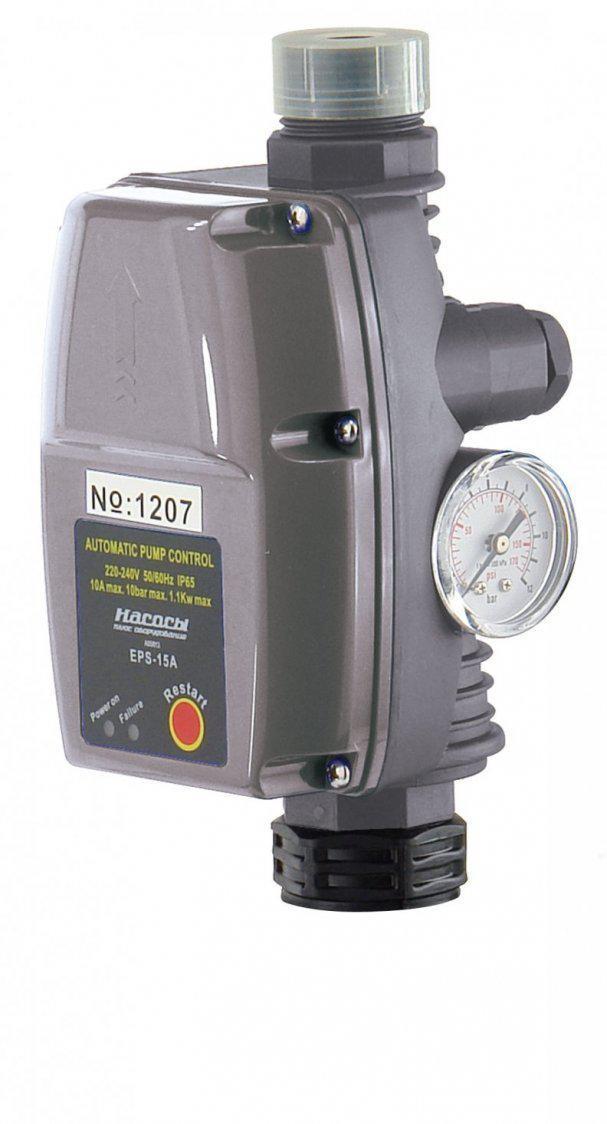 Контроллер давления Насосы+Оборудование EPS-15A 412035