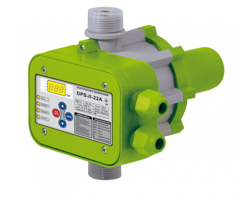 Контроллер давления Насосы+Оборудование DPS-II-22A 6779