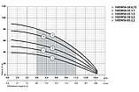 Скважинный насос Насосы+Оборудование 100 SWS 8-28-0.75 + муфта 10074, фото 2