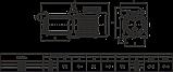 Поверхностный центробежный насос Rudes MRS3 47748, фото 4