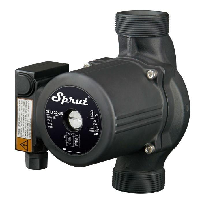 Циркуляционный насос Sprut GPD 32-8S-180 122116