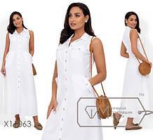 Модные женские летние платья с 48 по 74 размер