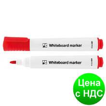 Маркер для белых досок ECONOMIX, красный E11802-03