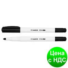 Маркер для CD ECONOMIX двухсторонний 0,7-2 мм,черный E11603-01
