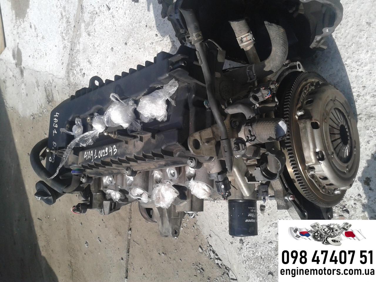 Двигатель 4A91 Lancer X Mitsubishi Colt 1.5 MN131520 MN195773 MN195783