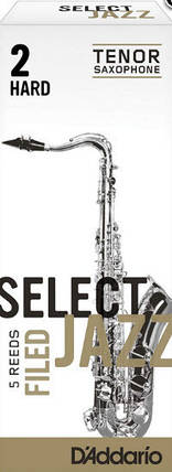 D`ADDARIO RSF05TSX2M Select Jazz - Tenor Sax Filed 2M - 5 Box Трости 5шт для тенор саксофона, фото 2