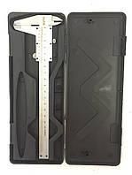 Штангенциркуль AL-FA ALS 150 мм (пластиковый кейс)