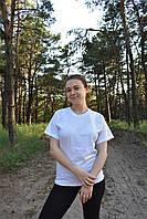 Подростковые футболки белые широкая бейка
