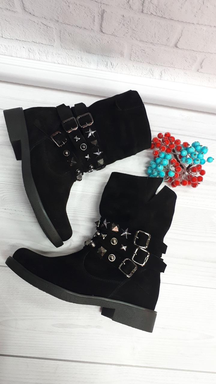 fccabbab6 Женские замшевые ботинки! Украина - Интернет-магазин