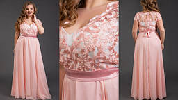Эффектные вечерние женские платья с 48 по 98 размер