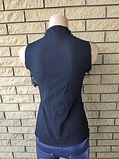 Блузка женская коттоновая с кружевом RORG, фото 3
