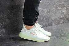 Модные кроссовки Adidas x Yeezy Boost 350 v2,мятные, фото 2