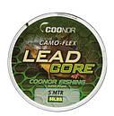 Лидкор coonor для ловли карпа 5м ( 45 lb ), фото 2