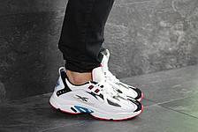 Мужские кроссовки Reebok Dmx белые 46р, фото 2