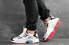 Мужские кроссовки Reebok Dmx белые 46р, фото 3