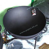 Казан чугунный азиатский на 17 литров без крышки, фото 1
