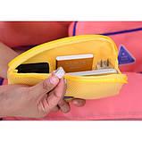 Органайзер дорожный для гаджетов Monopoly Cable Pouch (желтый), фото 10