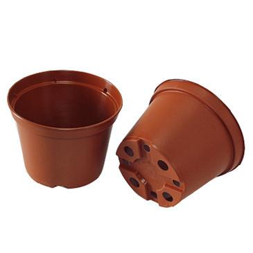 Горшки круглые теракот - 10.5*7.9 - 0.5 л (FoN10.5) - Емкости для растений