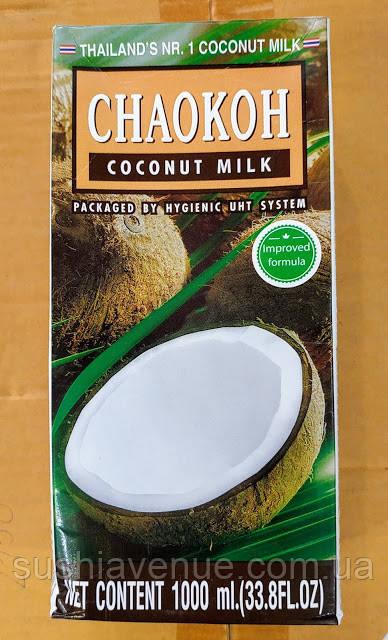 Кокосовое молоко Chaokoh 70%, 1л