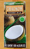 Кокосовое молоко Chaokoh 70%, 1л, фото 1